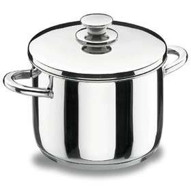 Lacor Vitrocor Stock Pot 22cm