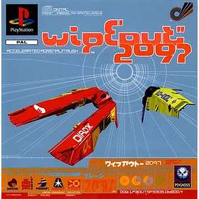 Wipeout 2097 (PS1)
