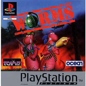 Worms (PS1)