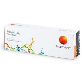 CooperVision Proclear 1 Day Multifocal (30-pack)