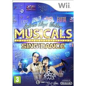 Andrew Lloyd Webber Musicals: Sing and Dance (Wii)
