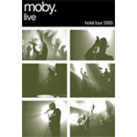 Moby: Hotel Tour 2005
