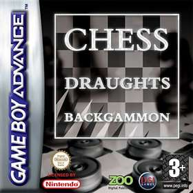 Chess / Draughts / Backgammon (GBA)