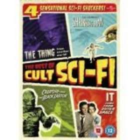 The Best of Cult Sci-Fi - 4 Sensational Sci-Fi Shockers!