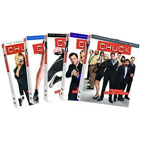 Chuck - The Complete Seasons 1-5