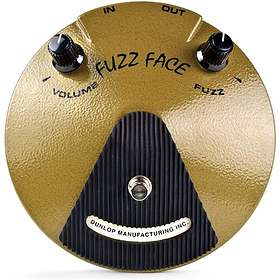 Jim Dunlop Eric Johnson Signature Fuzz Face