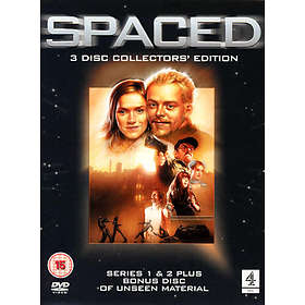 Spaced - Series 1-2: Collector's Edition