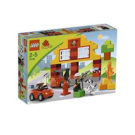 LEGO Duplo 6138 My First Fire Station