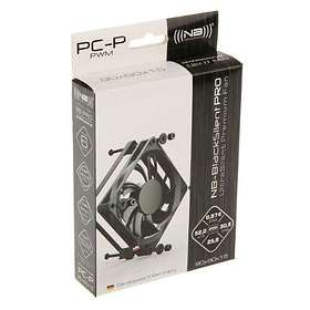 Noiseblocker Black Silent Pro PC-P 80mm