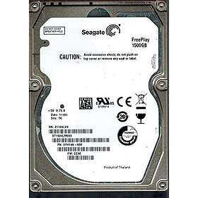 Seagate FreePlay ST1500LM003 16MB 1.5TB