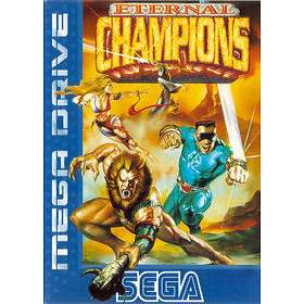 Eternal Champions: Challenge from the Dark Side (Mega Drive)