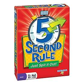 University Games 5 Second Rule