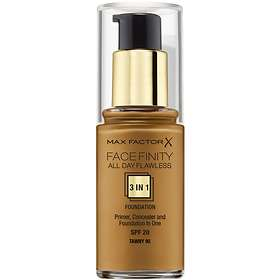 Max Factor Facefinity All Day Flawless 3in1 Foundation SPF20 30ml