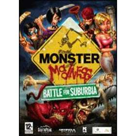 Monster Madness: Battle for Suburbia (PC)