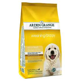 Arden Grange Dog Weaning/Puppy Chicken & Rice 6kg