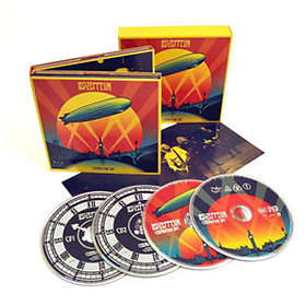 Led Zeppelin Celebration Day - Deluxe