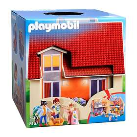 Playmobil Dollhouse 5167 Take Along Modern Doll House