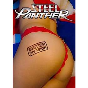 Steel Panther: British Invasion