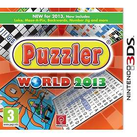 Puzzler World 2013 (3DS)