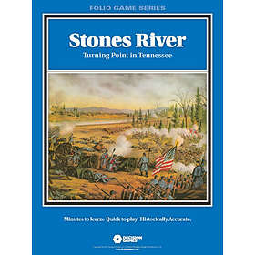 Folio Series: Stones River - Turning Point in Tennessee