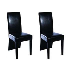 vidaXL Adam Chair (2-pack)