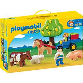 Playmobil 1.2.3 6620 Summer Meadow