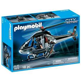 Playmobil Police 5975 Police Helicopter