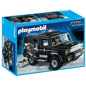 Playmobil Police 5974 SWAT Car