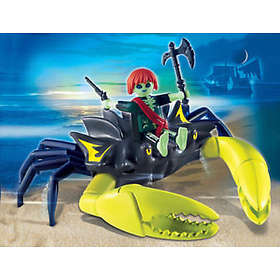 Playmobil Pirates 4804 Ghost Pirate and Giant Crab