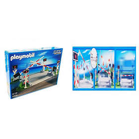 Playmobil Train 4306 Train Crossing