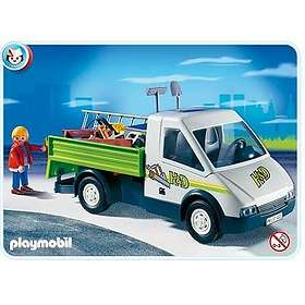 Playmobil Transport 4322 Delivery Van