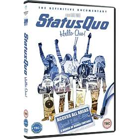 Status Quo - Hello Quo - Access All Areas Collector's Edition