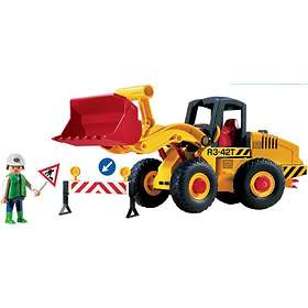 Playmobil Construction 3934 Front End Loader