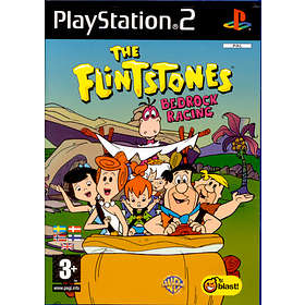 The Flintstones: Bedrock Racing (PS2)