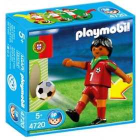 Playmobil Sports & Action 4720 Soccer Player - Portugal