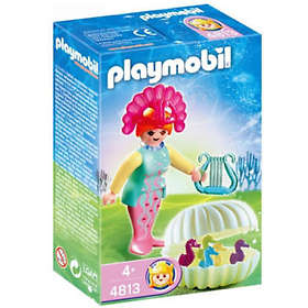 Playmobil Magic Castle 4813 Ocean Fairy with Baby Seahorses