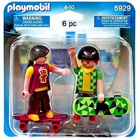 Playmobil Specials 5929 Leisure Skateboarders