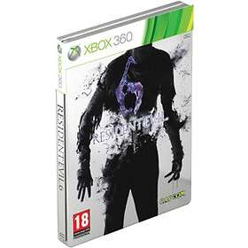 Resident Evil 6 - Steelbook Edition (Xbox 360)