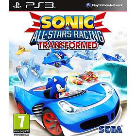 Sonic & All-Stars Racing Transformed - Limited Edition (PS3)