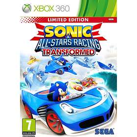 Sonic & All-Stars Racing Transformed - Limited Edition (Xbox 360)