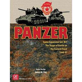 Panzer: The Shape of Battle on The Eastern Front (exp.)