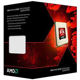 AMD FX-Series FX-8350 4.0GHz Socket AM3+ Box
