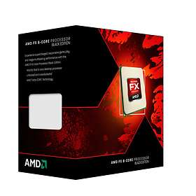 AMD FX-Series FX-8320 3.5GHz Socket AM3+ Box