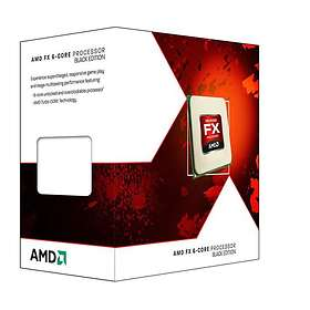 AMD FX-Series FX-6300 3.5GHz Socket AM3+ Box