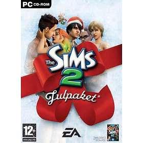 The Sims 2: Christmas Party Pack  (Expansion) (PC)