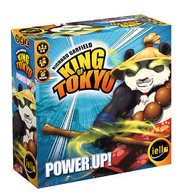 King of Tokyo: Power Up! (exp.)