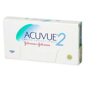 Johnson & Johnson Acuvue 2 (6-pack)