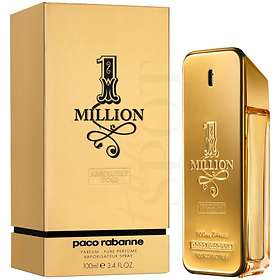 Paco Rabanne 1 Million Absolutely Gold Parfum 100ml