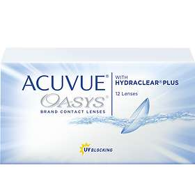 Johnson & Johnson Acuvue Oasys (6-pack)