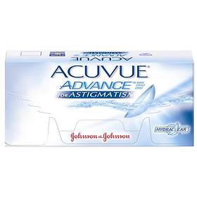 Johnson & Johnson Acuvue Advance for Astigmatism (6-pakning)
